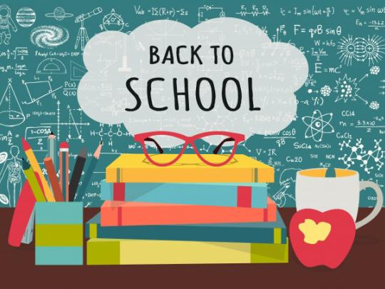 Welcome back to school and a new exciting year at IESV!